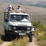 4x4 routes & other activities at Leopard trail